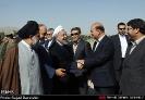مراسم استقبال از رئیس جمهور محترم(2)