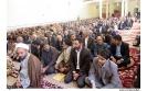 مراسم ختم آیتالله مهدویکنی در حوزه کمالیه خرمآباد