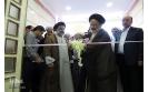 افتتاح فاز اول مدرسه علمیه رضویه خرم آباد