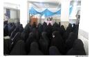 دیدار رئیس حوزه های علمیه خواهران کشور با طلاب حوزه معصومیه خرم آباد